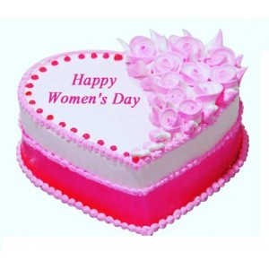 Happy Womens Day Cake-500x500